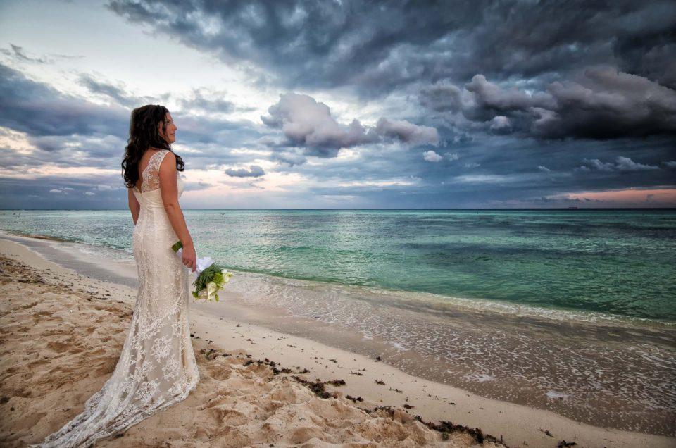 Wedding Playa del Carmen - Christine and Taylor
