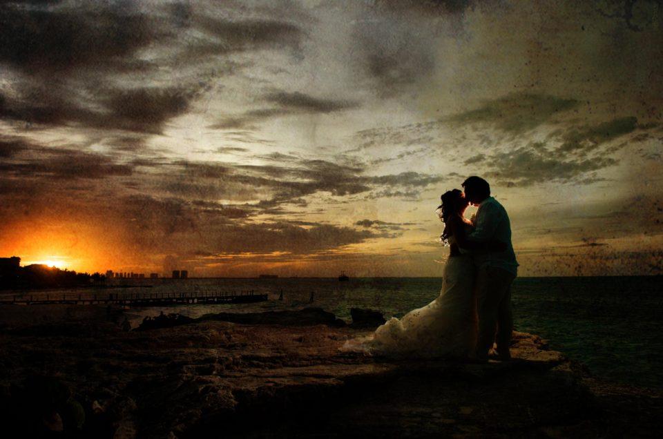 Cancun Wedding – Sandra and Darryl