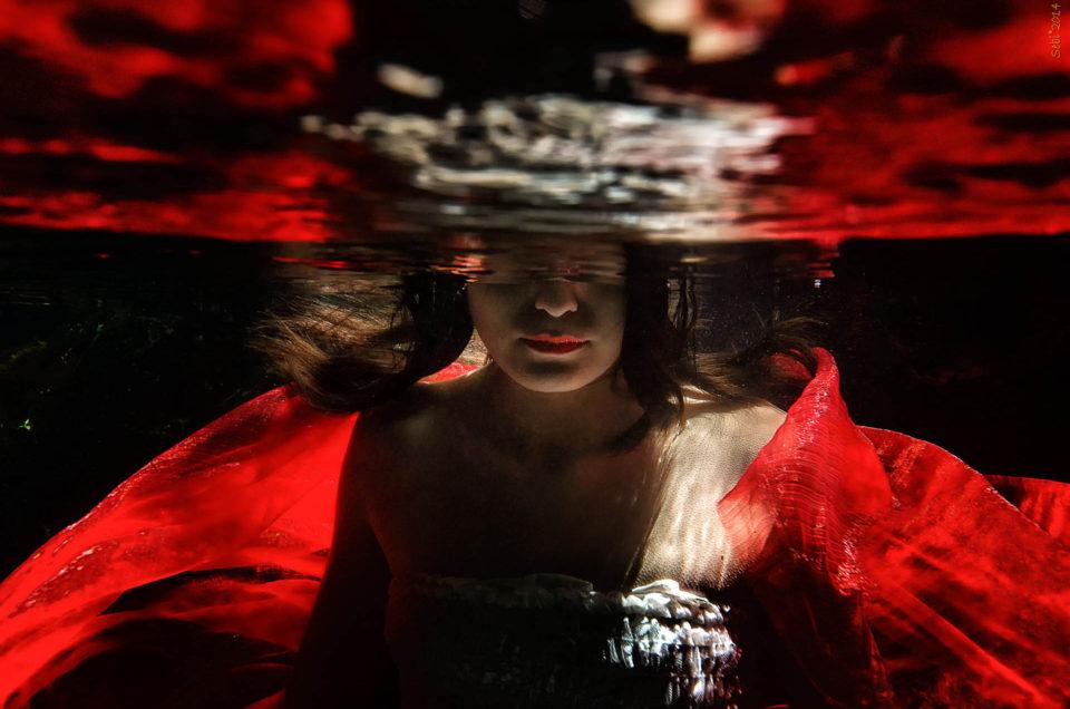 Cenote Underwater Modelling – Victoria – Mexico