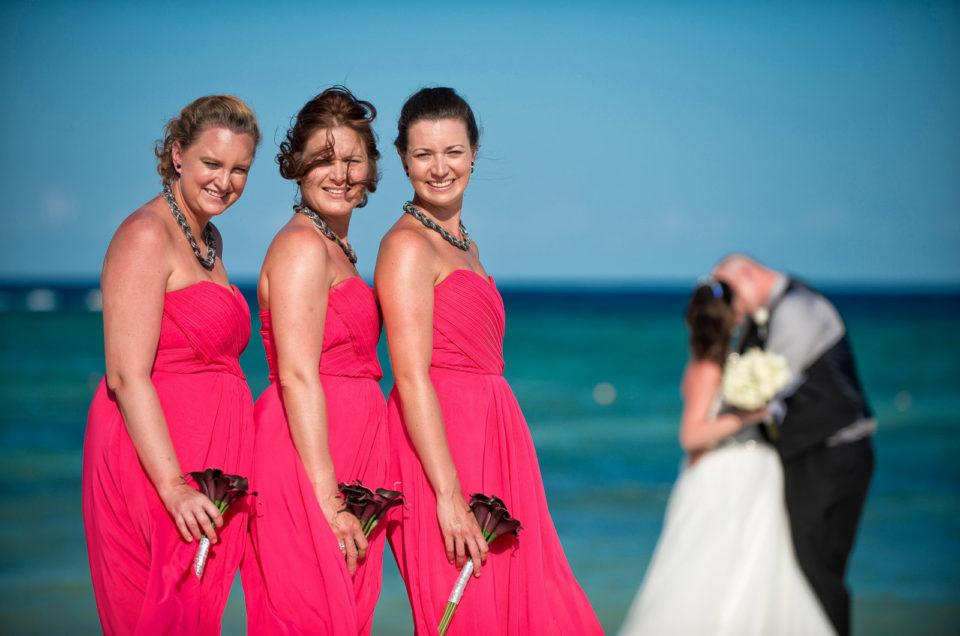 Playa del Carmen Destination Wedding – Meghan and Matthew