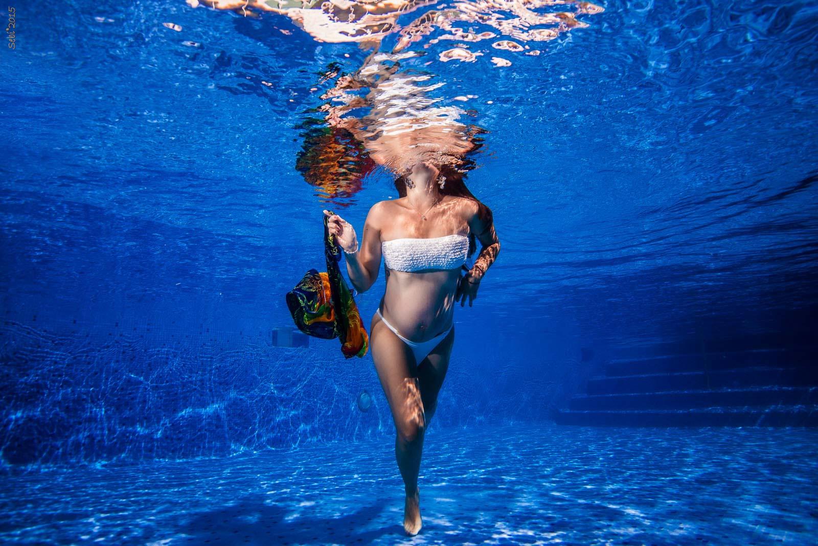 Embarazo subacuatico