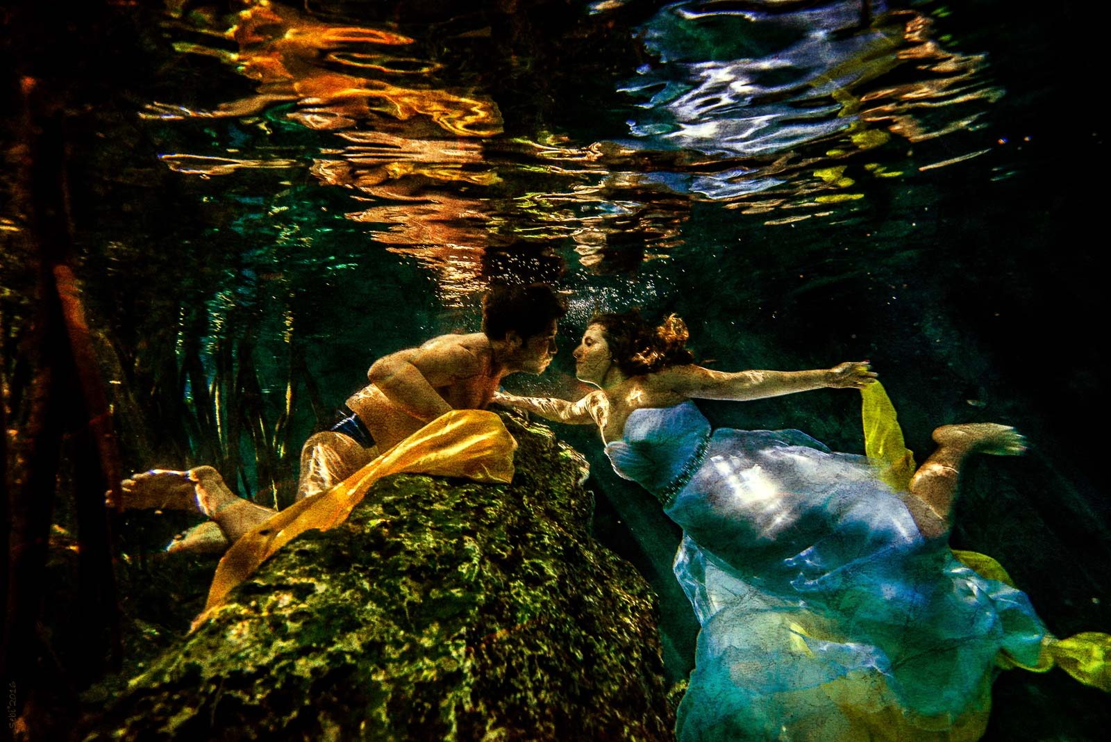 Messico Viaggio di nozze - Trash The Dress