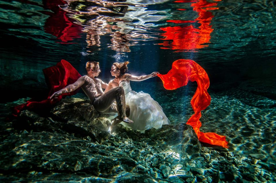 Underwater Photographer Mexico – Brandee and Jorden