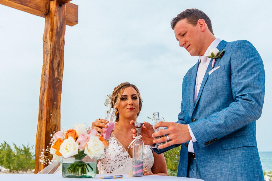 Dreams Playa Mujeres Wedding – Amanda and Sean – Sebi Messina Photography