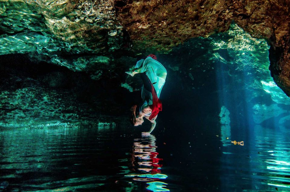 Xenote Underwater Trash The Dress - Danyl and Zach