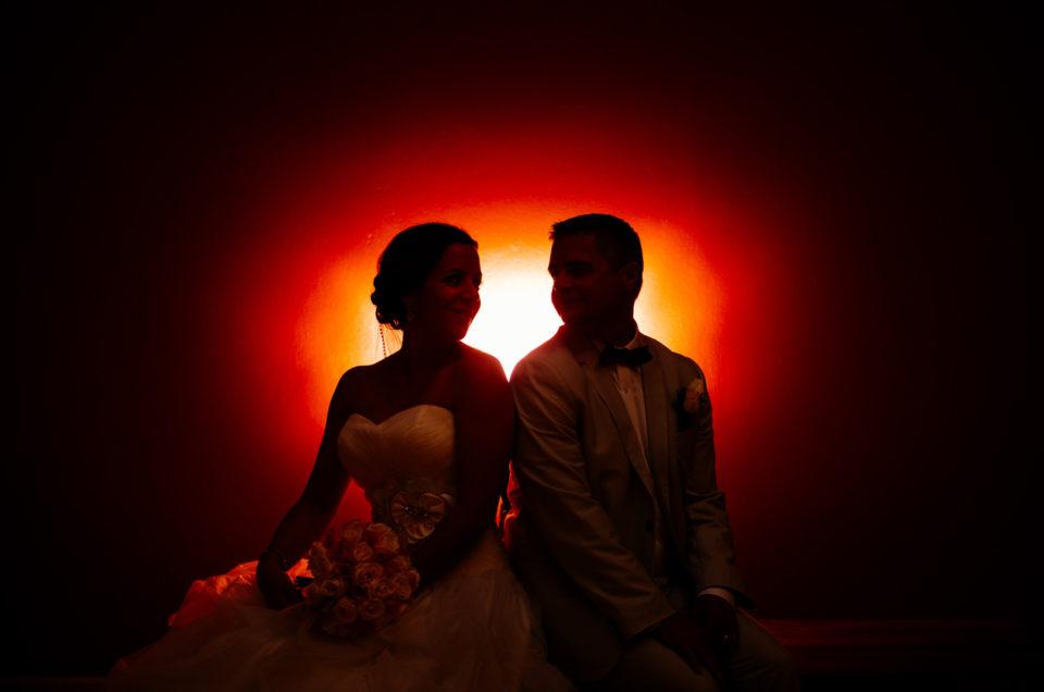 Now Jade Wedding – Dominque and Benoit