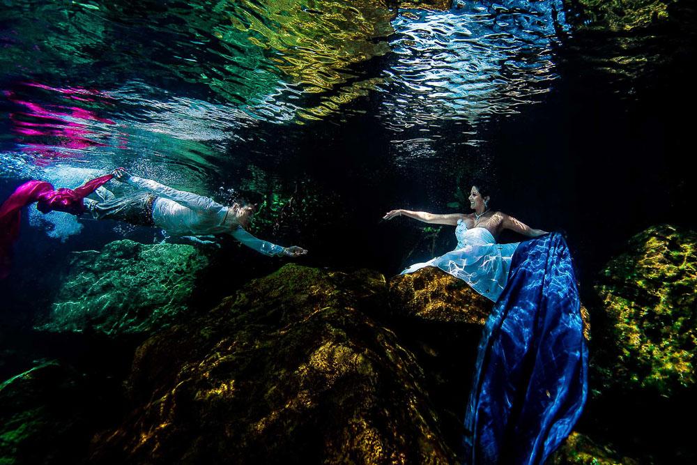 Trash My Dress - Sebi Messina Photography